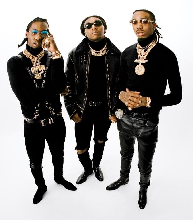 Migos Drip Remix Feat Future Young Thug Hoodrich Pablo Juan New Song Hwing