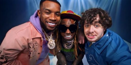 Jack Harlow Whats Poppin Video Feat Dababy Tory Lanez Lil Wayne